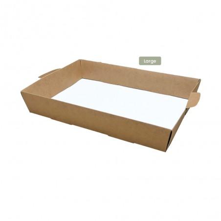 BIO Catering Plattenboden aus Papier (Large 105-05-0001)