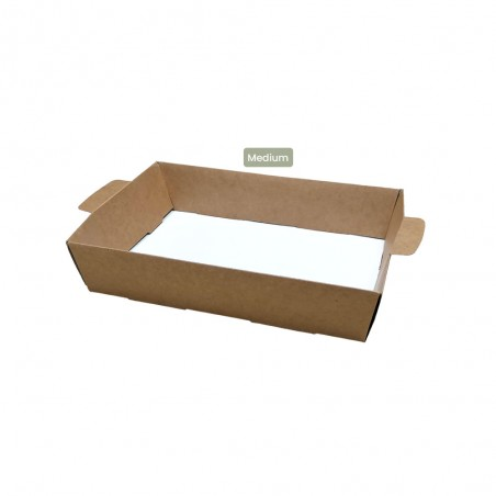 BIO Catering Plattenboden aus Papier (Medium 105-05-0003)