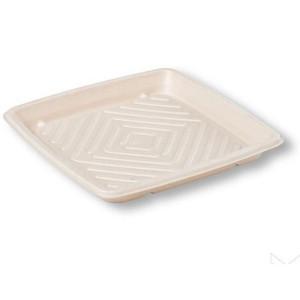 104-05-0155 Platte für Catering 31x31cm (PULP)