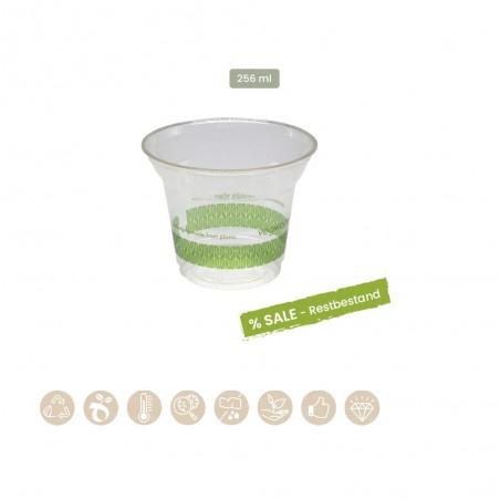 114-02-0030 Getränkebecher - Dessertbecher 200ml (PLA)