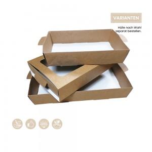 BIO Catering Plattenboden aus Papier (Medium 105-05-0003, Large 105-05-0001)