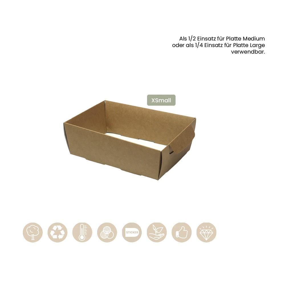 BIO Einsatz XSmall für Catering Plattenboden (105-07-0060)