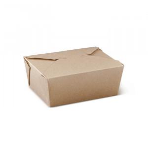 106-02-0016 Foodbox Pail Pak mit Klappdeckel 950ml (Papier)