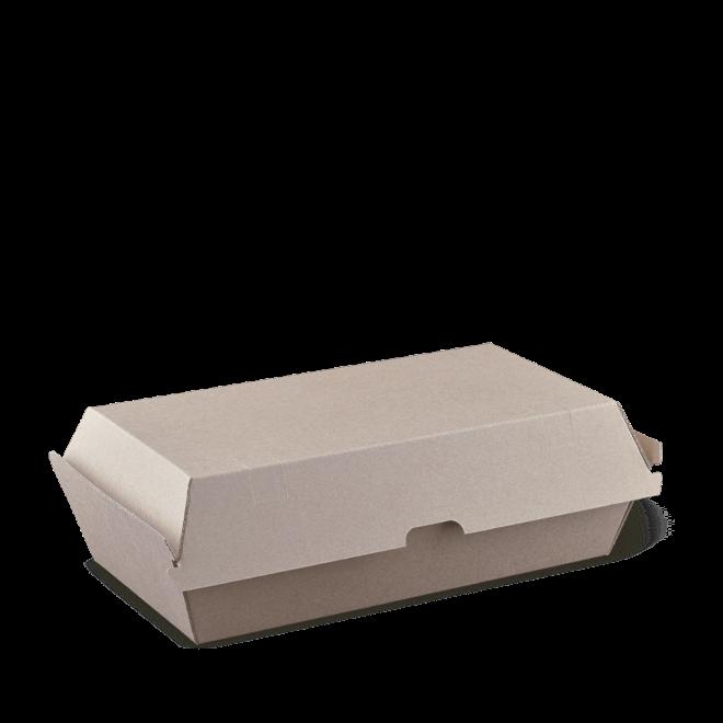 106-01-0003 Burgerbox XXLarge Endura 20x11cm (Papier)