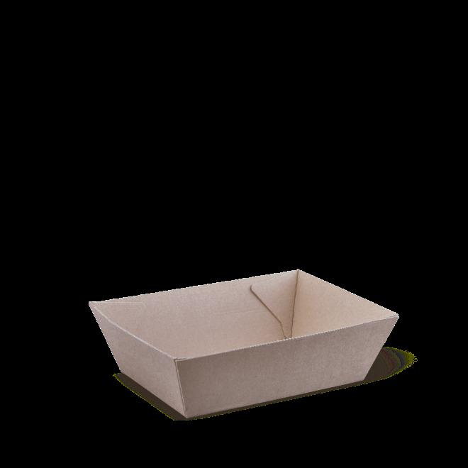 106-02-0084 Foodtray offen Endura 13x9cm (Papier)