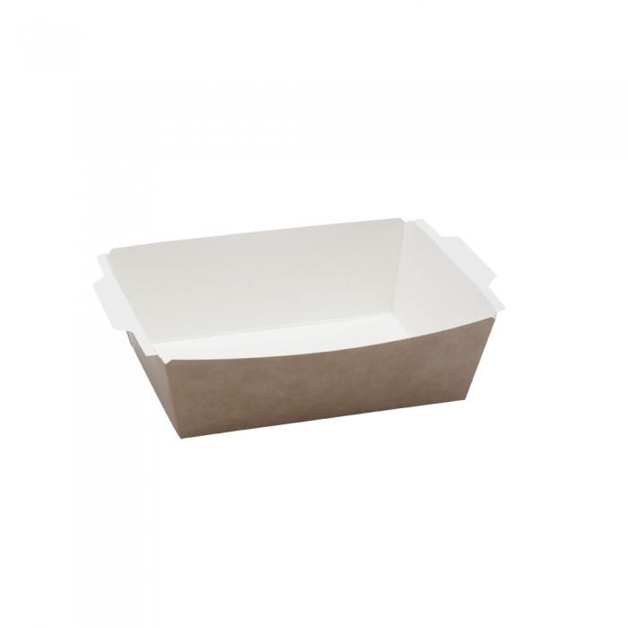 BIO Schale Fuzione 825 ml Fullmenge aus Papier - 105-02-0102