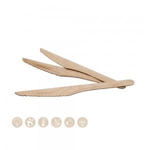 BIO Messer aus Holz 115-06-0038