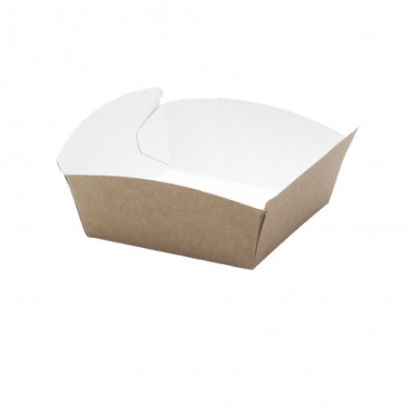 BIO Burgerbox - Foodtray offen 105-01-0165