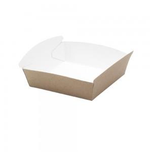 BIO Burgerbox - Foodtray offen 105-01-0164