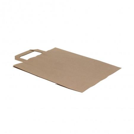 BIO Tragetasche aus Papier 220x100x280 108-07-0082