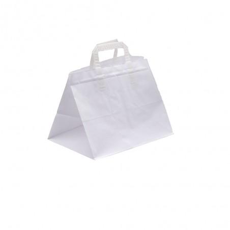 BIO Tragetasche aus Papier 317x218x245 200-07-0081